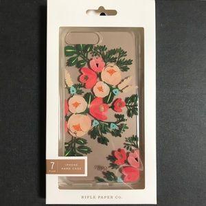Rifle Paper Co. Floral IPHONE 7 Plus Case